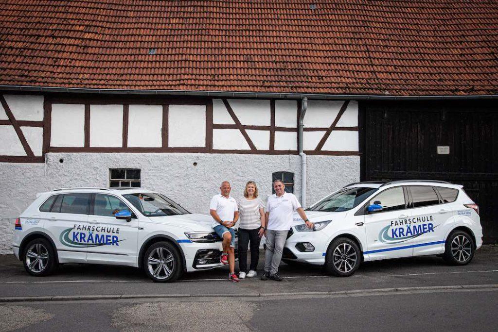 Unser Team aus Beerfurth